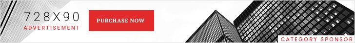 Category Sponsor Leader – Finance Advertiser  – Category Sponsor Leader Banner
