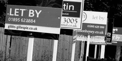 Rental Property Signs