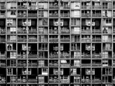Old Social Housing