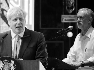 Johnson / Corbyn