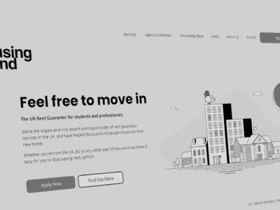 housing hand website