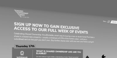 Shared Ownership Week