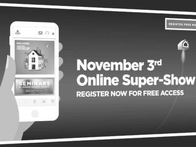 LIS - Online Super Show - Nov 3rd 2020
