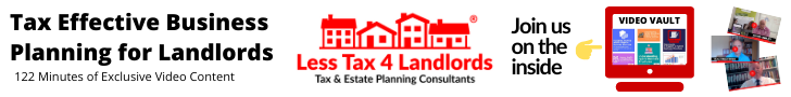 Less Tax 4 Landlords – Leader