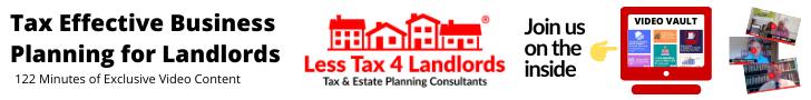 Less Tax 4 Landlords – Leader