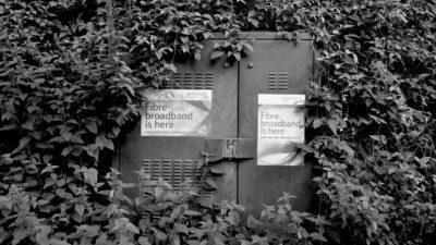Broadband Cabinet - Rural